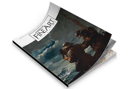 مجله تخصصی طراحی و نقاشی | مجله نقاشی دیجیتال | مجله American Fine Art magazine