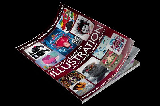 مجله تخصصی طراحی و نقاشی | مجله نقاشی دیجیتال | مجله the artist magazine
