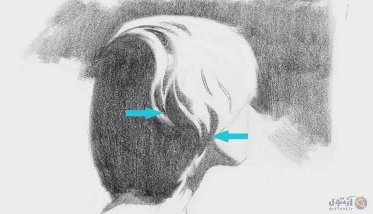 طراحی مو ؛ قبل از طراحی مو سر این نکات را بدانید!؟ جهت رشد مو در طراحی